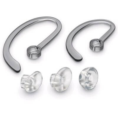 Plantronics Spare Fit Kit, Earloops & Earbuds For The CS540 & W740